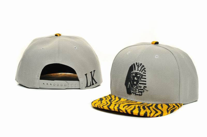 Last Kings White Snapback Hat GF